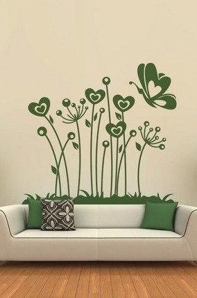 Vinilos decorativos en tu hogar divani living room sets - Vinilos decorativos para salon comedor ...